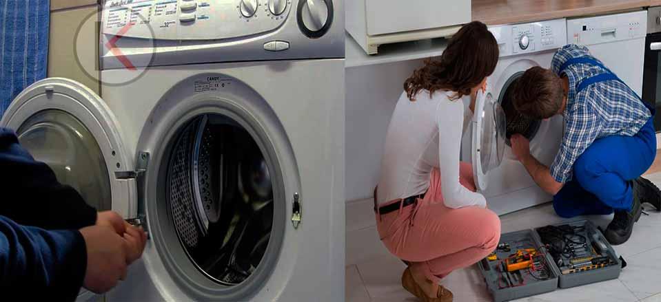 کنوود سرویس مرکز تعمیر ماشین لباسشویی